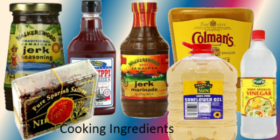 cooking ingredients online